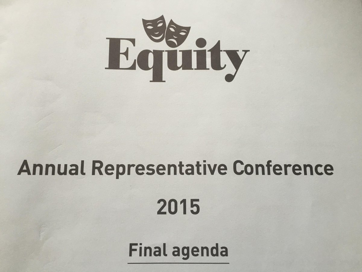 We are on our way to @EquityUK #ARC15   We will be live tweeting over the next two days to keep you up to date! http://t.co/5IcdKOybJE