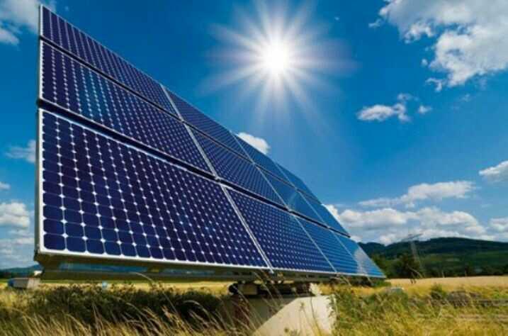 Caldo da matti, diminuisce la produzione di energia elettrica solare