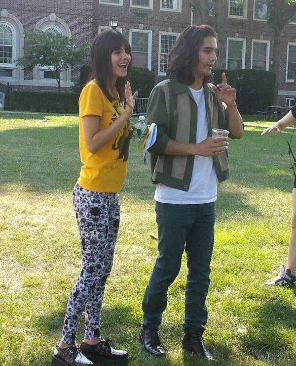 I'm so excited to see @VictoriaJustice & @AvanJogia back together again in #OutskirtsMovie! http://t.co/Ta4yxY2hxG