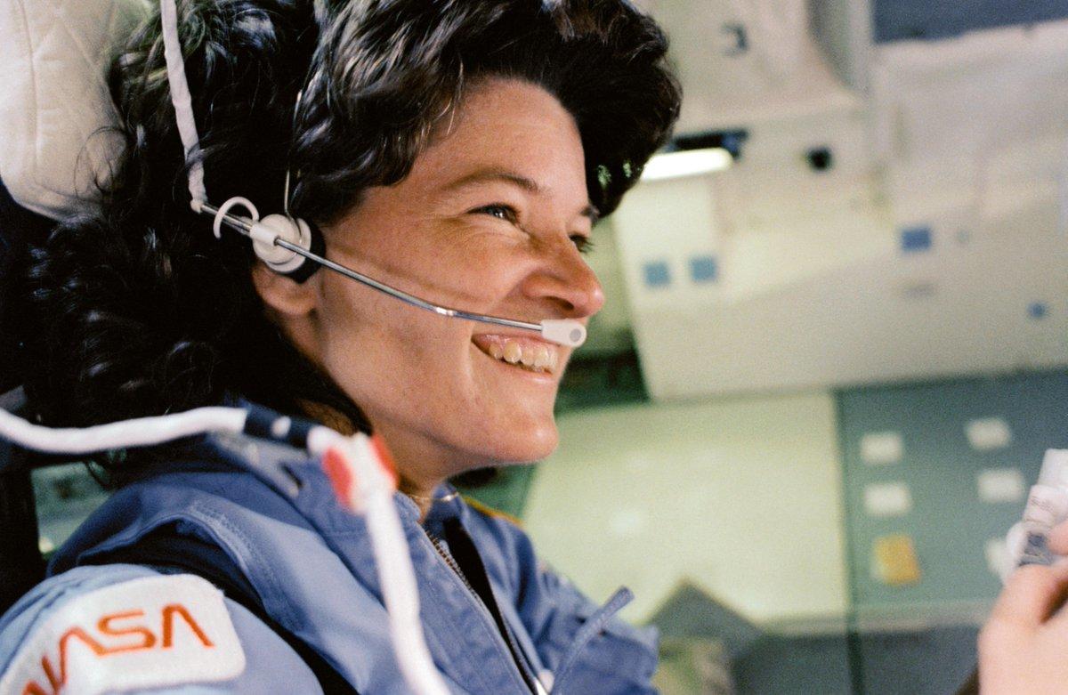 Sally Ride, l'astronauta USA nel Doodle Google