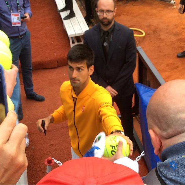 Djokovic-Ferrer e Wawrinka-Federer Streaming internet con Supertennis.tv: semifinali Tennis Atp Roma 16 maggio 2015