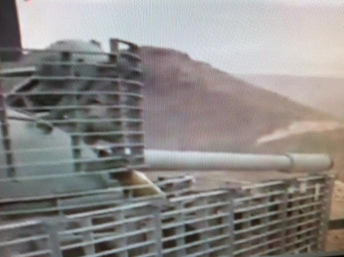 الدبابه T-55 السوريه ودورها في الحرب القائمه هناك  CFEkDjUUsAEehJ8