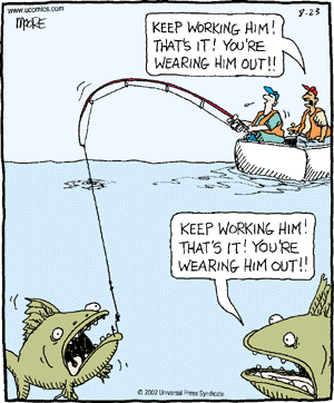 We hope everyone gets a good workout in this weekend. #fishing #fishermanproblems #itsafishingthing #goodtimes http://t.co/ujqWcBdNKL