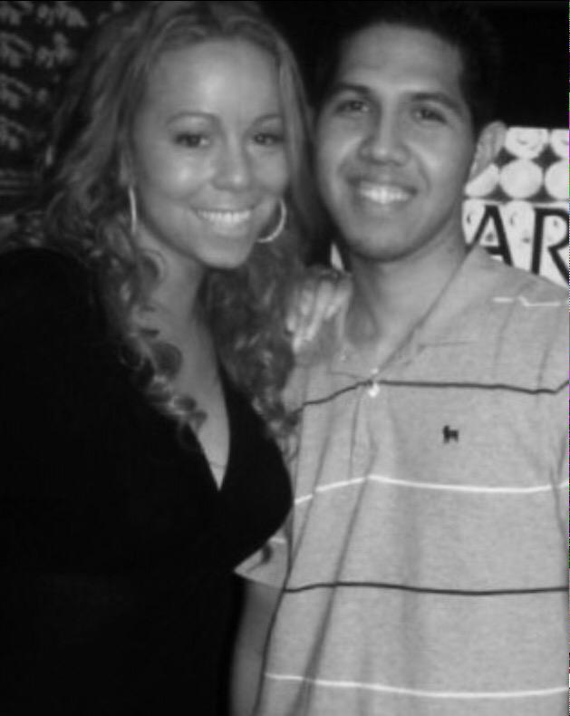 @MariahDaily @MariahCarey Me&Mariah (said like ODB) 🙊 #25YearsOfMariah #lambily #L4L http://t.co/9oLRfCkBfx