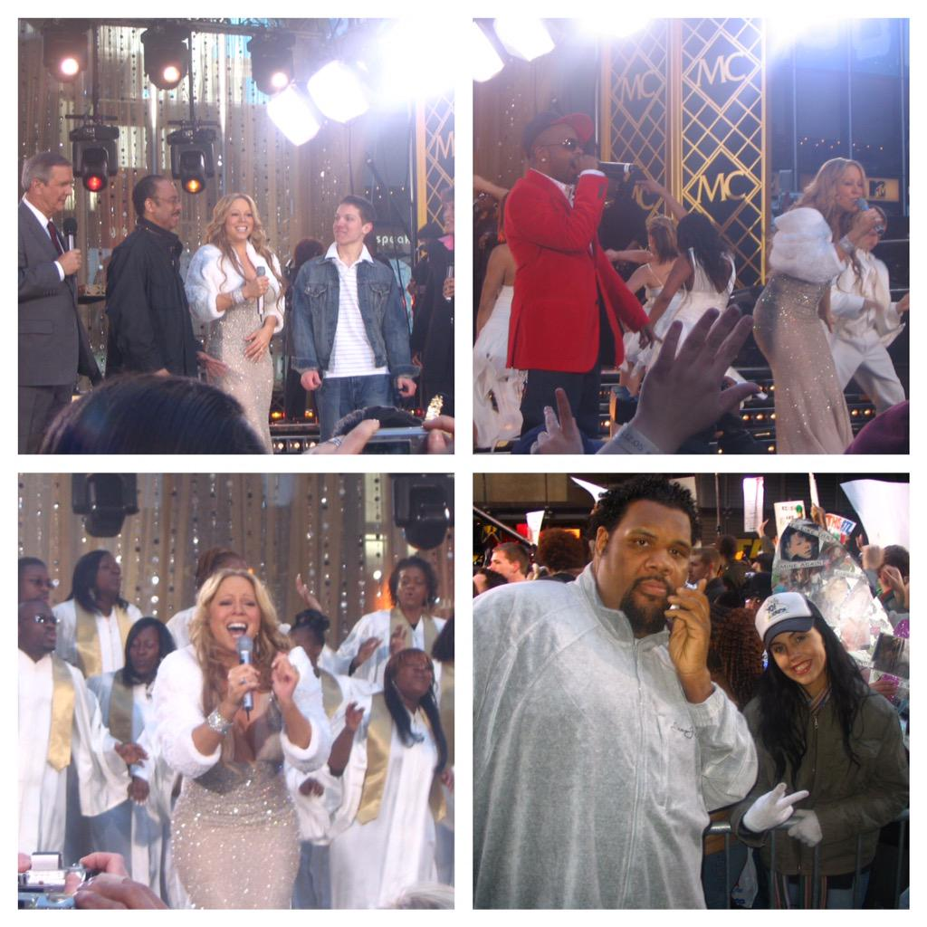 . @MariahDaily The Today Show TEOM release performance! #25YearsOfMariah http://t.co/IWnjC3DTFU