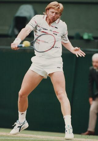 @gordsreid Could you pull off a Boris Becker? You'd need short shorts! http://t.co/7zqpzGynxm