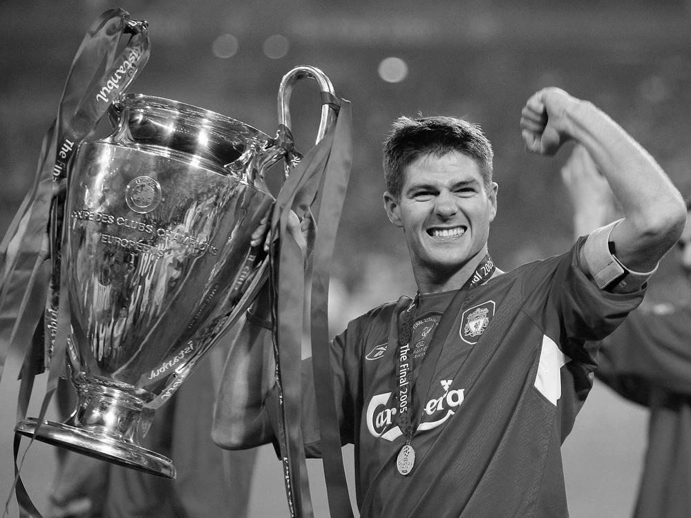 Steven George Gerrard, MBE