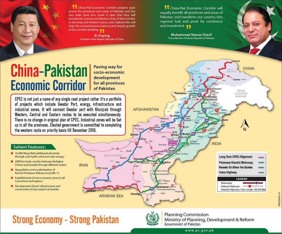 China Pakistan Economic Corridor | Siasat pk Forums