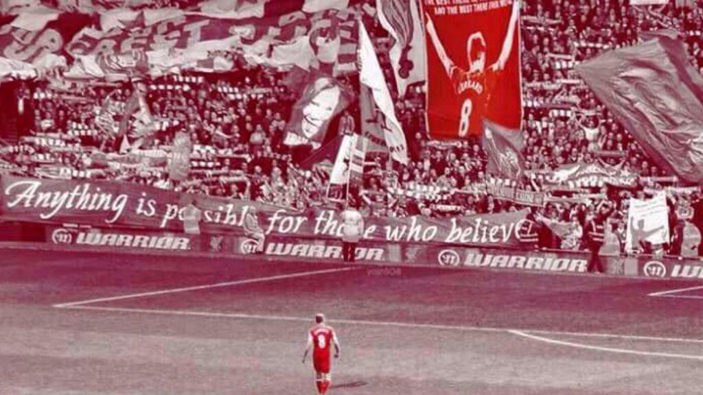 """The Beatles Polska: """"Steven Gerrard jest dla Liverpoolu tak wielki jak Beatlesi"""""""
