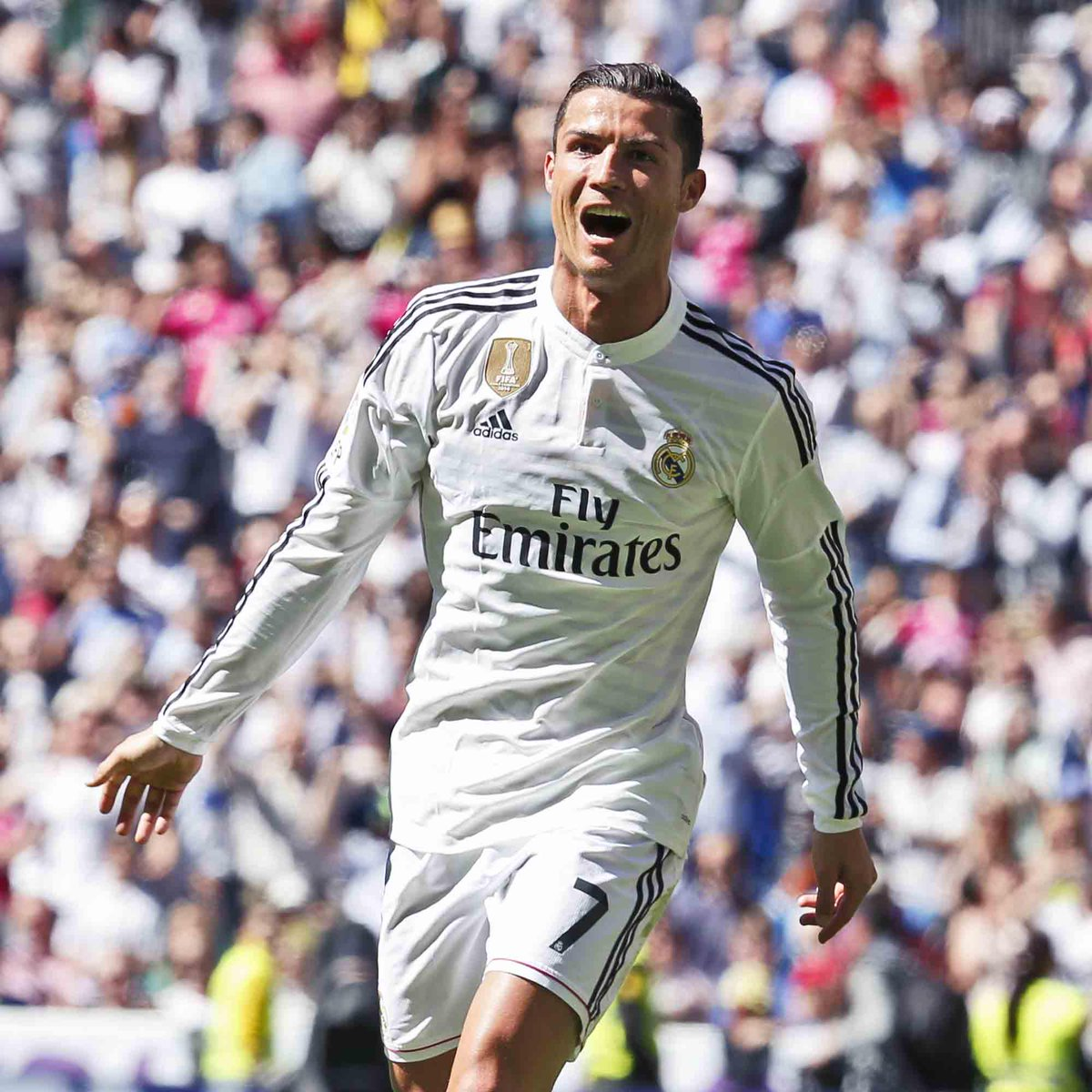 Real Madrid C F On Twitter Cristiano Ronaldo Is The Forerunner For The 2014 2015 European Golden Shoe With 42 Goals To His Name 84 Points Http T Co J2k6rnnfos