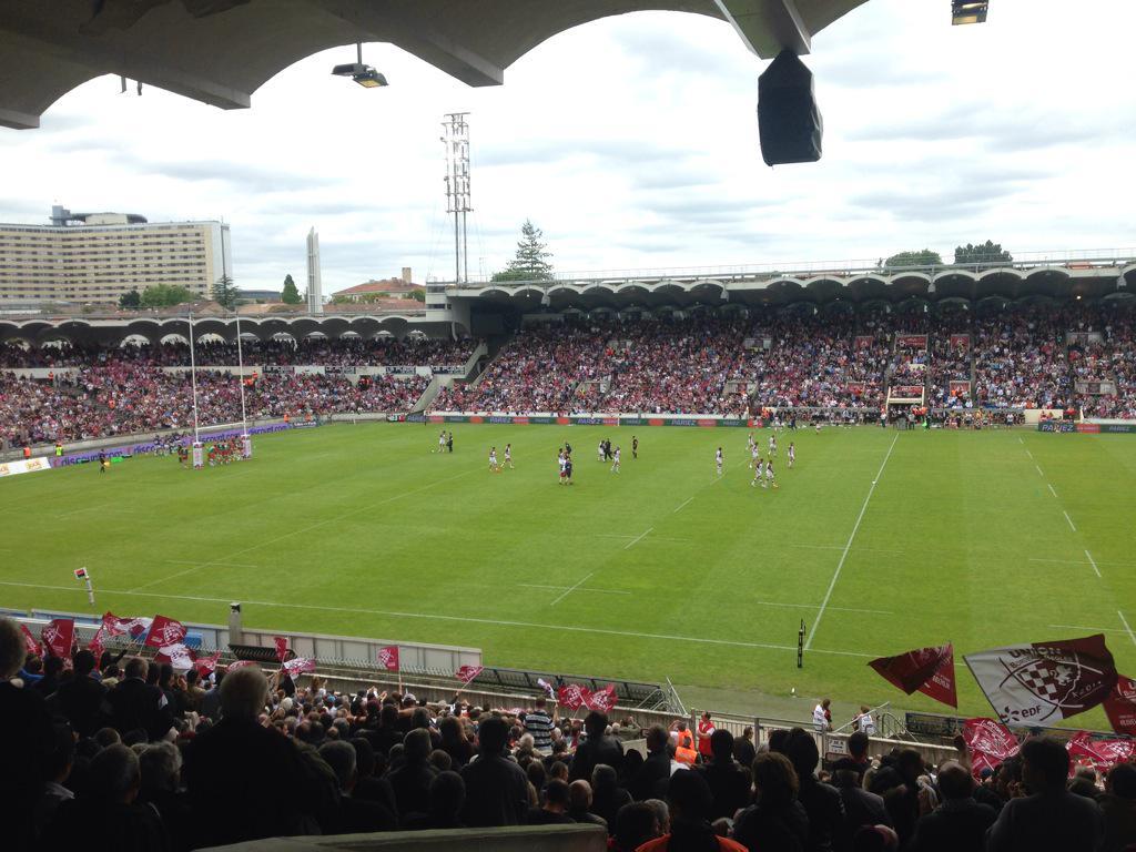 Le rugby a pris ses quartiers à Lescure