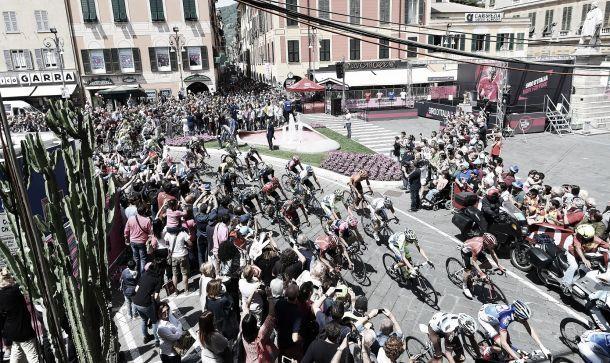 GIRO d'Italia 9a tappa oggi: Benevento-San Giorgio del Sannio, info diretta tv streaming Rai Sport 17 maggio (VIDEO)