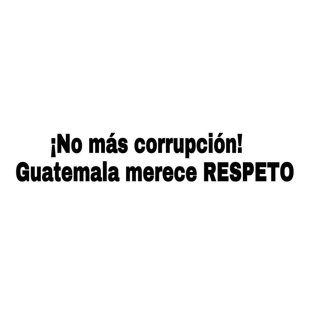 ¡Guatemala unida, jamás será vencida! http://t.co/QAncCRGAql
