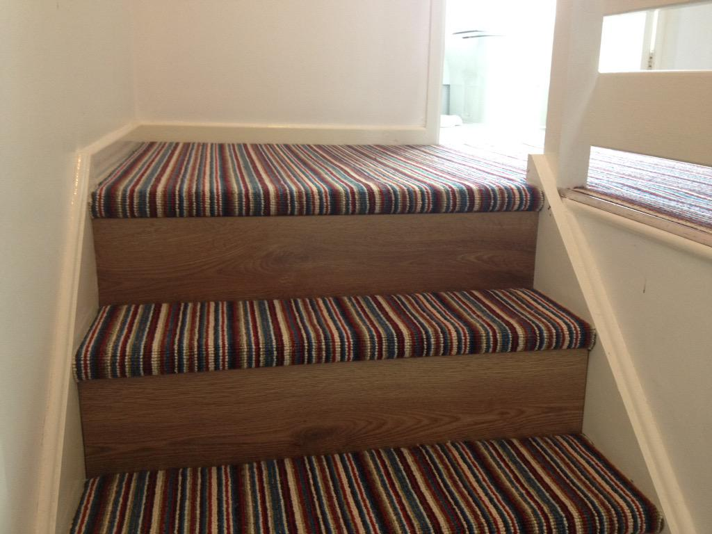 Perfect Fit Flooring On Twitter Quot Stairs Fitted In Carpet