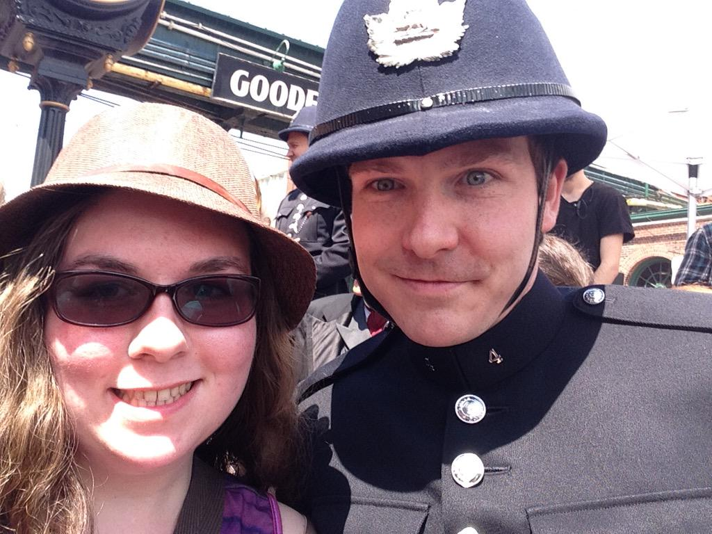 Had an amazing time in Toronto at the #MurdochMysteries event! Thank you #Lachlan Murdoch and #Peter Keleghan ! <br>http://pic.twitter.com/P4R1lCvdpv
