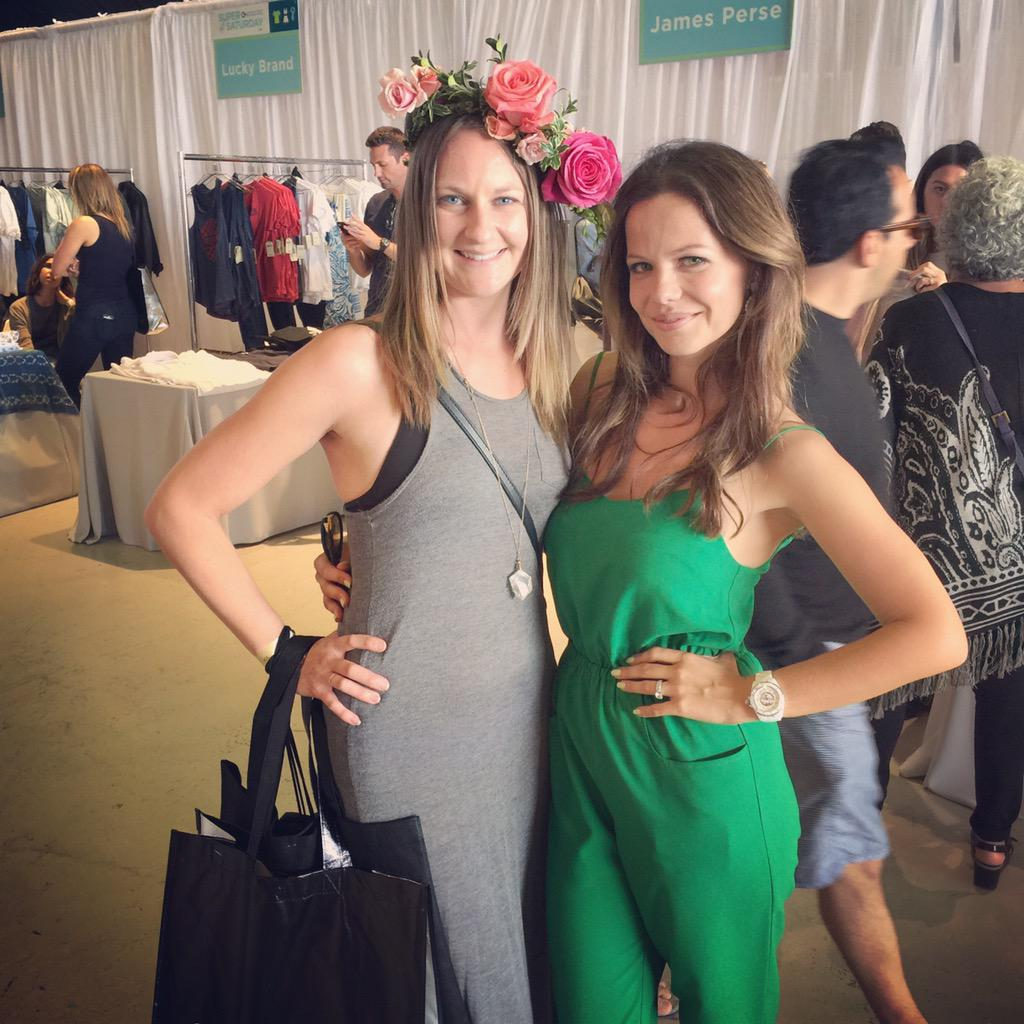 Our Founder and Bachelor Casting Producer Carli got to meet the beautiful @tamminsursok1 #ovariancancerreaserach http://t.co/NxYDbkgGqc
