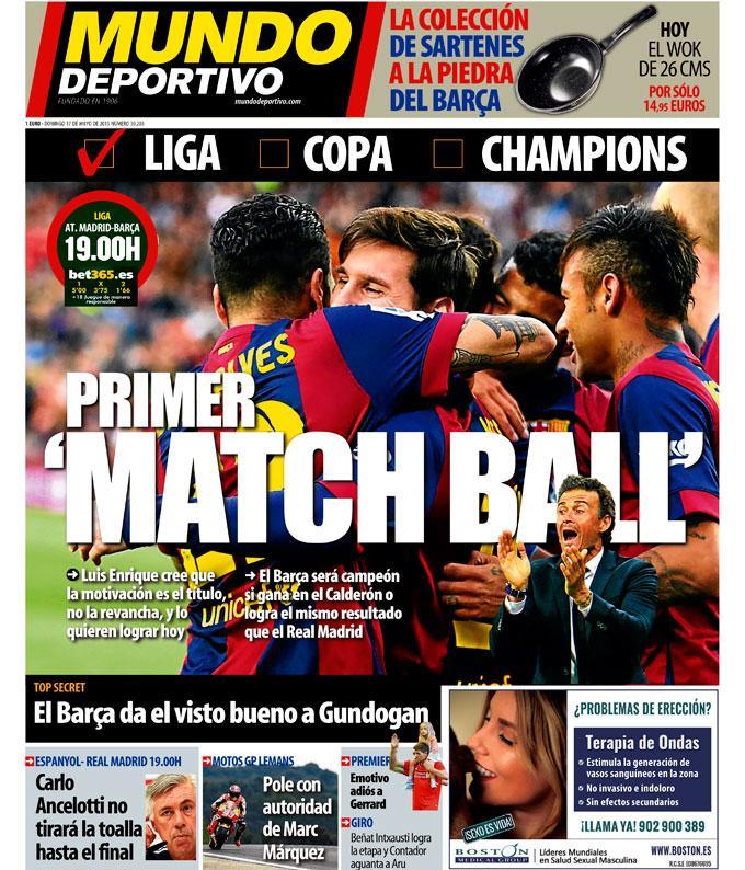 Mundo deportivo barcelona online dating