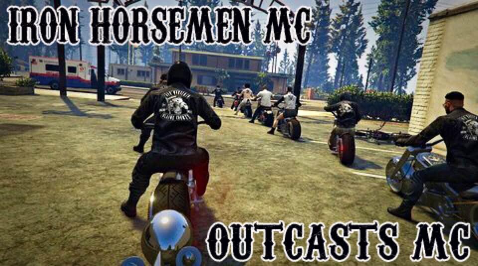 IRON Horsemen Mc Xbl (@IRONHMC_Xbl) | Twitter