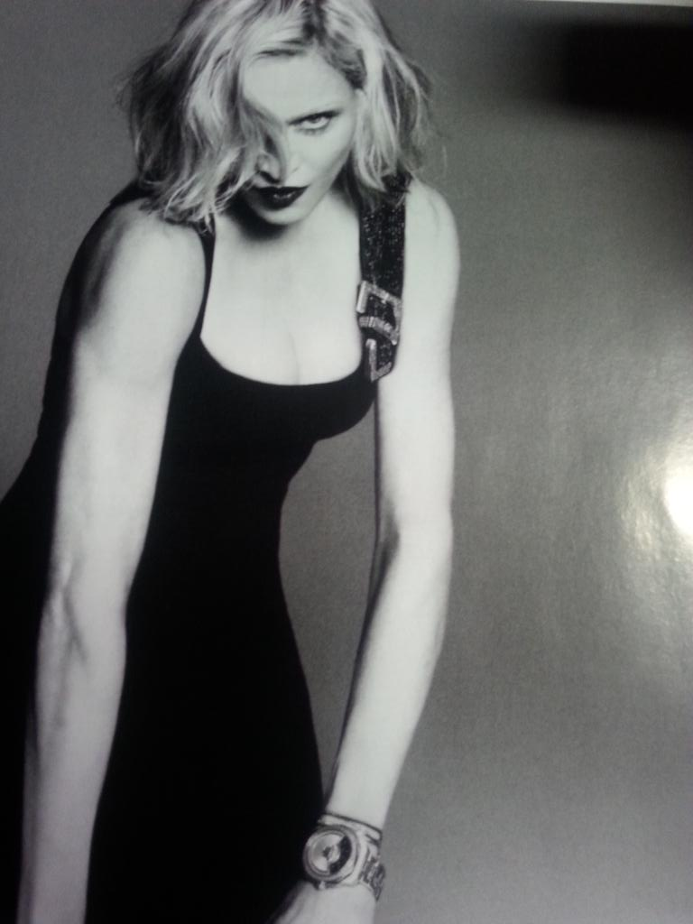 Today's #fashionmood @Madonna #fashiontweet fierce fashion for #Union business @EquityUK #ARC15 http://t.co/k9UNFVfzDF