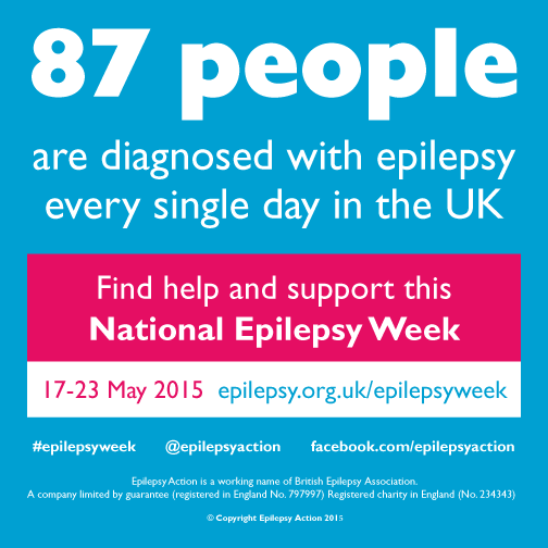 Today's the first day of #epilepsyweek in the UK http://t.co/xUyLjUCcMU http://t.co/TLkLl9SiF8