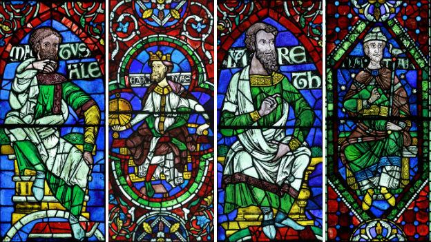 A set of medieval stained glass windows are to go on display in Canterbury Cathedral. http://t.co/wq3jT01kM1 http://t.co/bPf9TBE15R