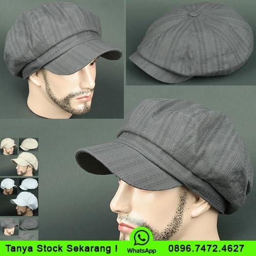 53fa9804d new style knit newsboy cap jual 628c9 02e3d