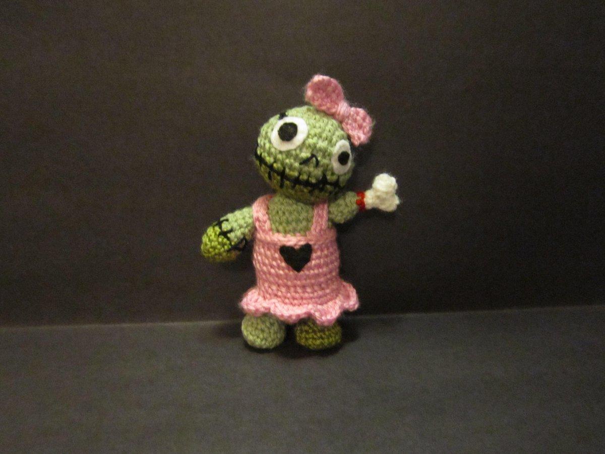 PATTERN - Zombie boy - crochet pattern, amigurumi pattern, pdf ... | 900x1200