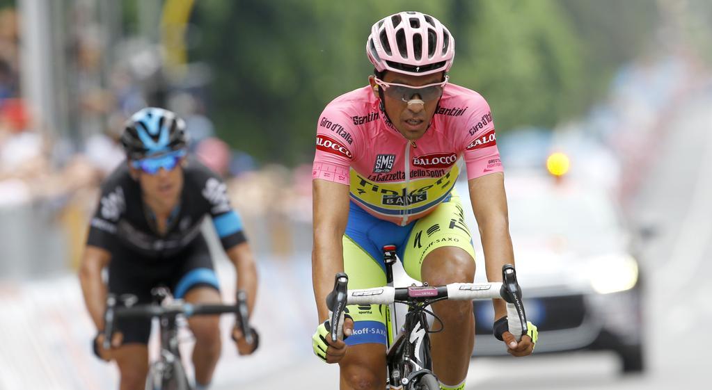 11a tappa oggi Giro d'Italia 2015: partenza Forli' arrivo Imola Autodromo Ferrari, in Diretta TV Streaming Rai