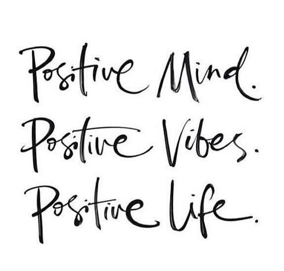How to attract positive vibes