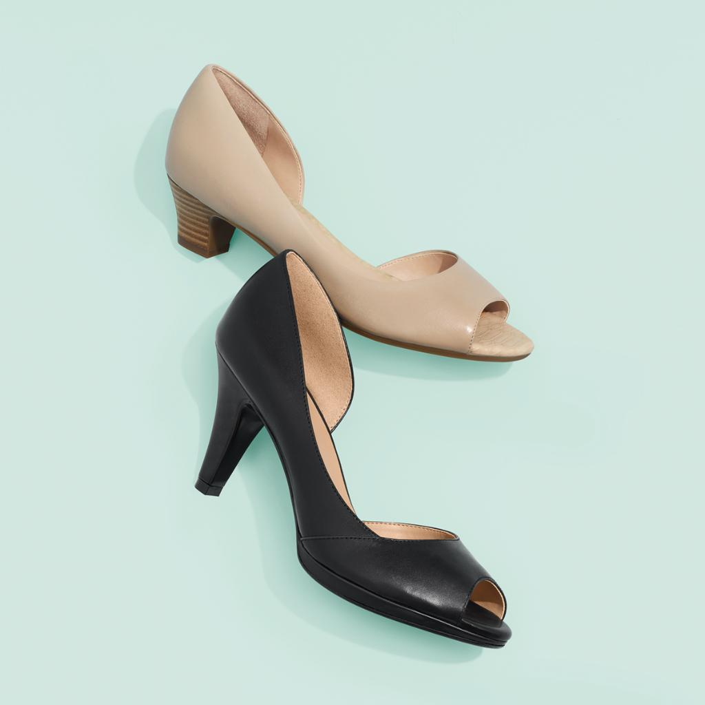 RT @NaturalizerShoe: Dreamy d'Orsay peep toes http://t.co/cIGLtfNiJ6 http://t.co/TCqmxPxtgW