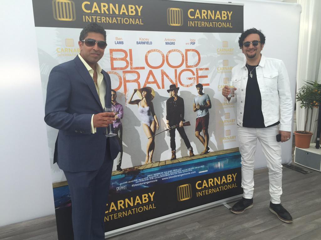 @timarnold loving #Cannes2015 @bloodorangefilm http://t.co/FkmgF51jby