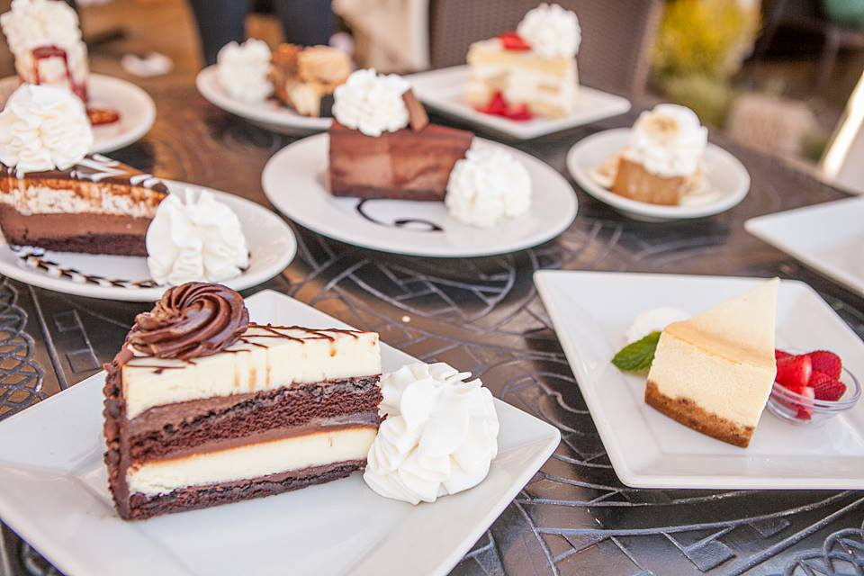 Keep your friends close, and your cheesecake closer! Visit The @Cheesecake Factory​ in The Forum Shops! http://t.co/zFM1K1gtqo