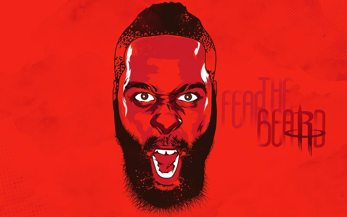 Bring on Golden State. #FearTheBeard #RedNation http://t.co/eqPHxpsxkf