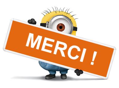 Humour Minion On Twitter Presque 100 Abo S Merci Beaucoup