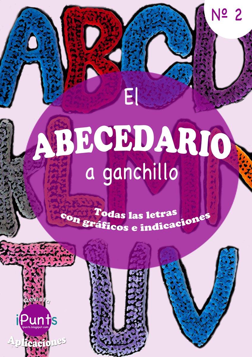 Excepcional Patrones Del Alfabeto De Ganchillo Embellecimiento ...