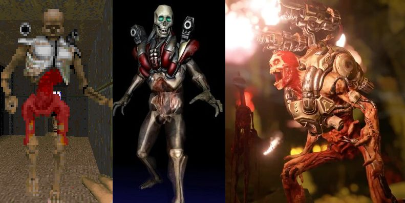 The Revenant. Then, after and now. @DOOM #BE3 #DOOM via @verge https://t.co/PJQXTMC74R http://t.co/Zi0sGWerb9