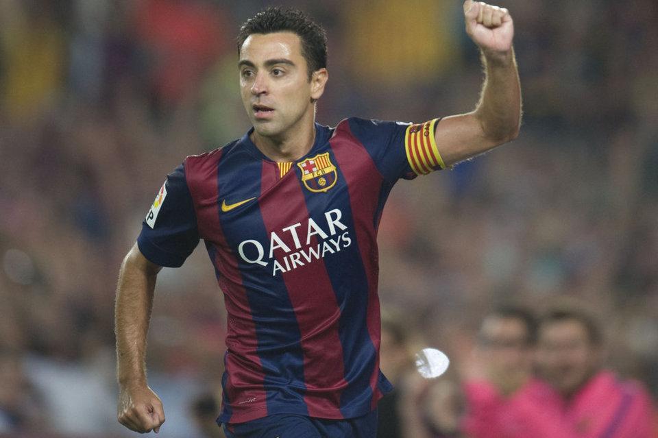 ENCUESTA: ¿Es Xavi Hernández el mejor jugador español de la historia? RT  SI FAV NO http://t.co/nLYzgY79QA