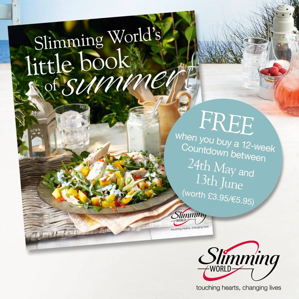 Slimming world on twitter commit to 12 week countdown at Slimming world my account
