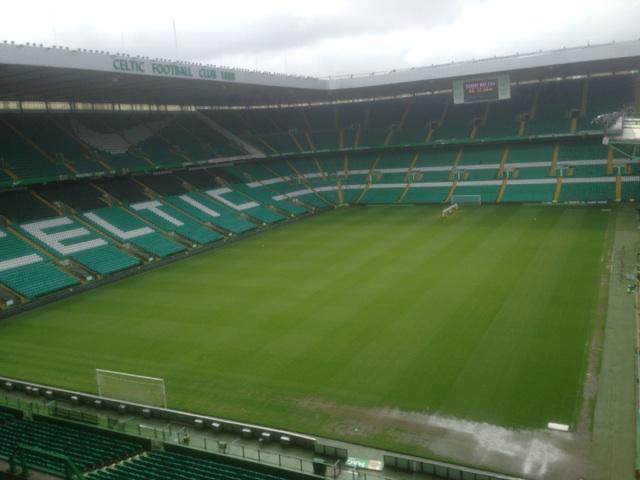 RT @mariecurieuk: It's the first day of @a_rose1dresses & @nickymcdonald1's epic Celtic Park sit-athon - sitting on 60,000 seats! http://t.…