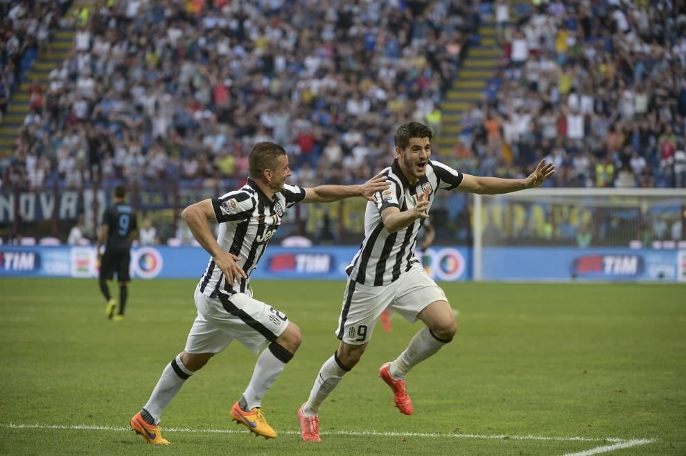 Inter-Juventus, così giocheranno il Derby d'Italia