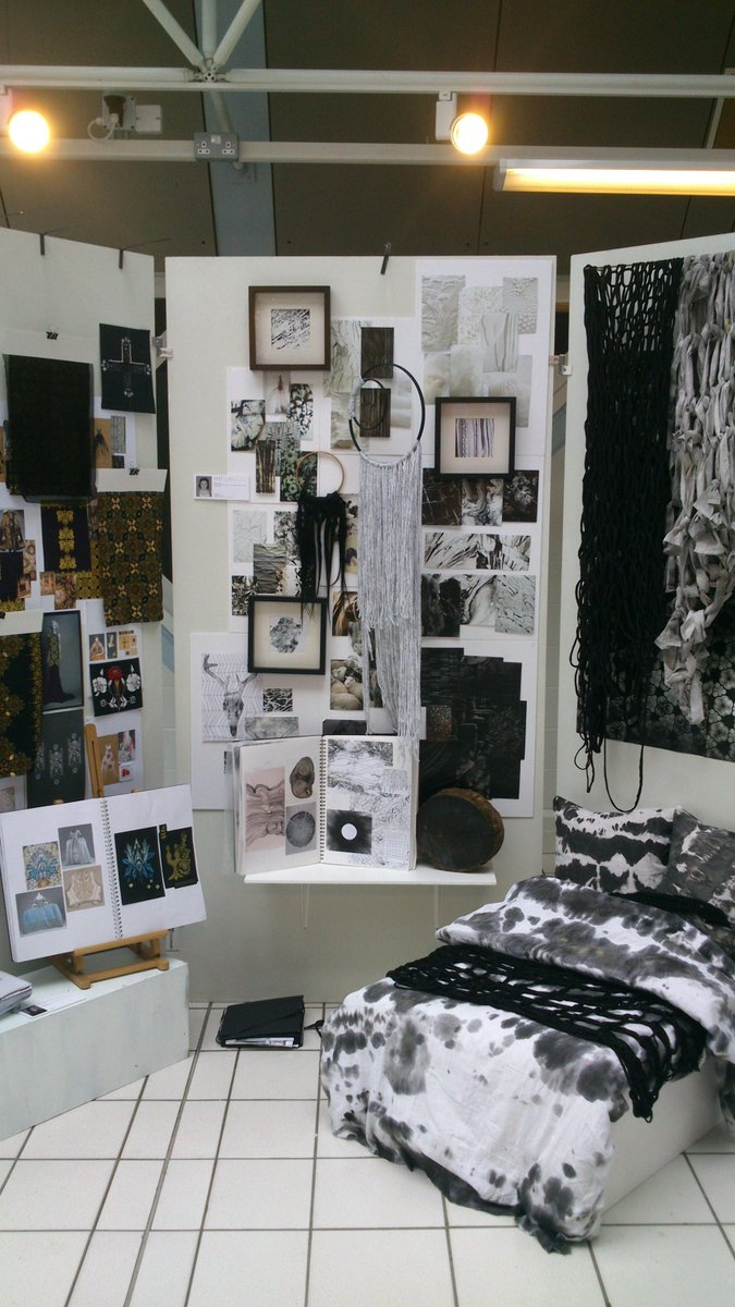 Newcastle College On Twitter Art Design Final Show Exhibition