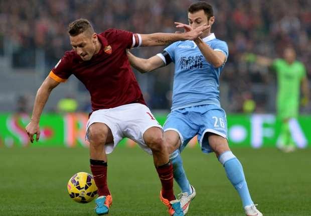 LAZIO-ROMA Derby Rojadirecta orari streaming diretta tv e formazioni oggi 25 maggio 2015