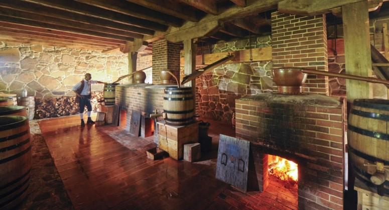 Learn more about George Washington's whiskey distillery with @GWBooks: http://t.co/nvUxn4SnbJ. #BusinessHistory http://t.co/LH1TTiqGjf