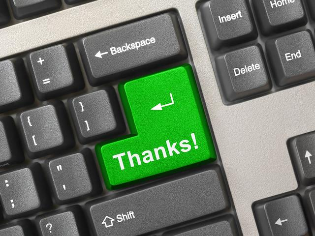 7 Ways to Say Thank You on Twitter  http://t.co/bGlps2eaoX http://t.co/enxMFUJgEK