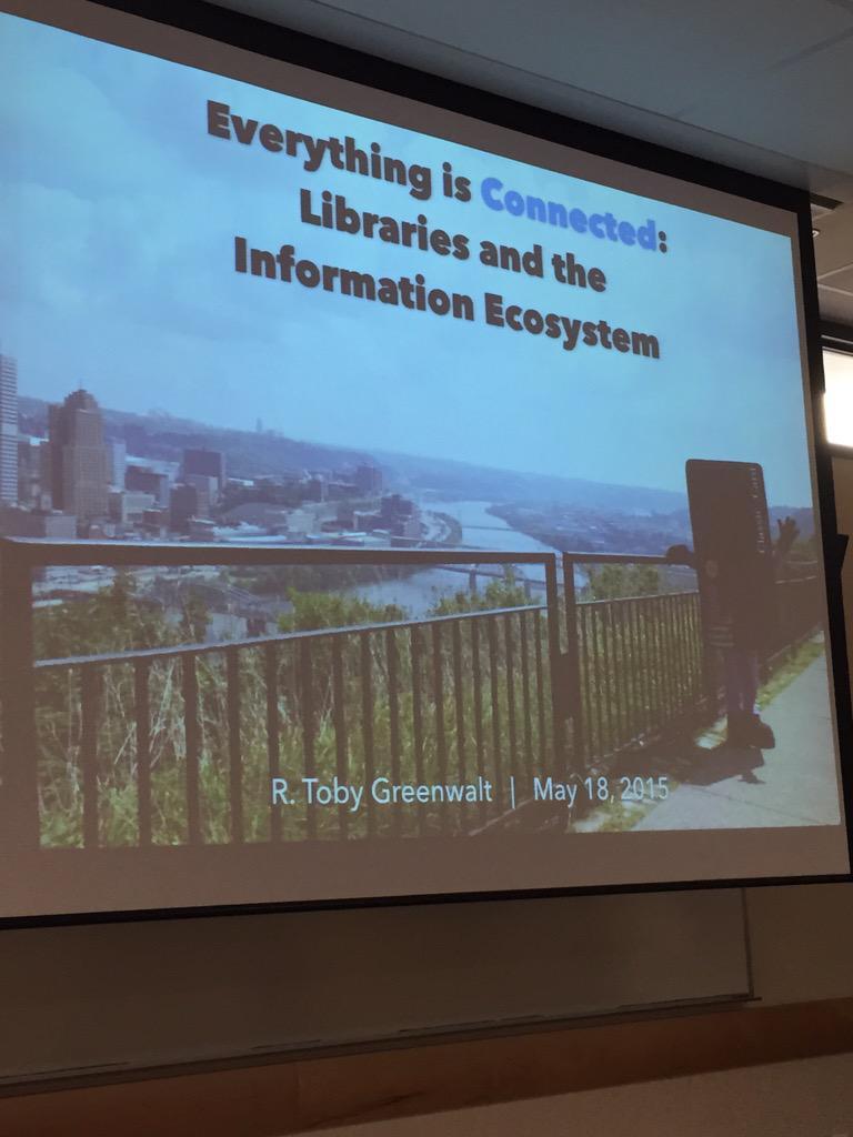 Thumbnail for LibraryLinkNJ Spring Membership Meeting 2015