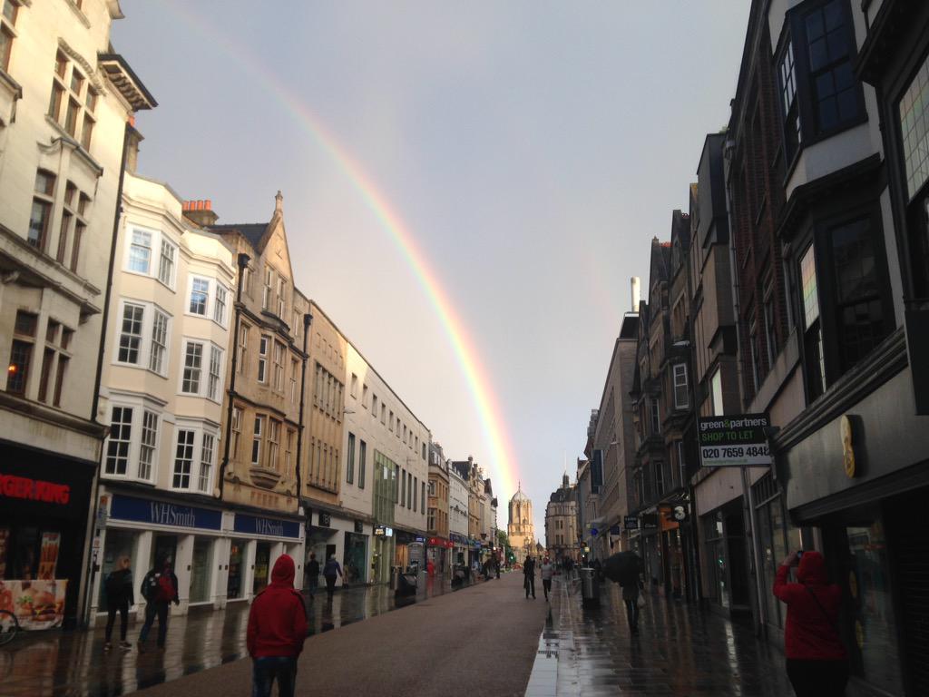 Oxford's beautiful even in the rain. http://t.co/DXXlzfGNiH
