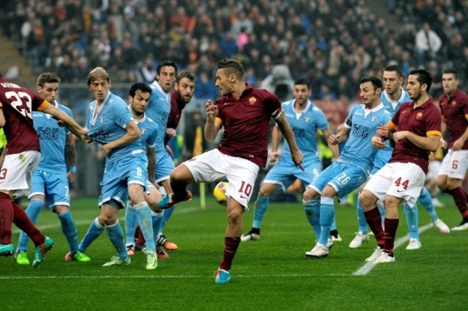 Derby Roma-Lazio posticipato per Juventus-Lazio finale Coppa Italia