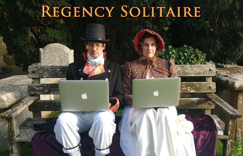 My wife and I launched Regency Solitaire on Steam today! http://t.co/W6RAA3JMOm @BCHezza Please RT, thanks! http://t.co/W6vhytCTAj
