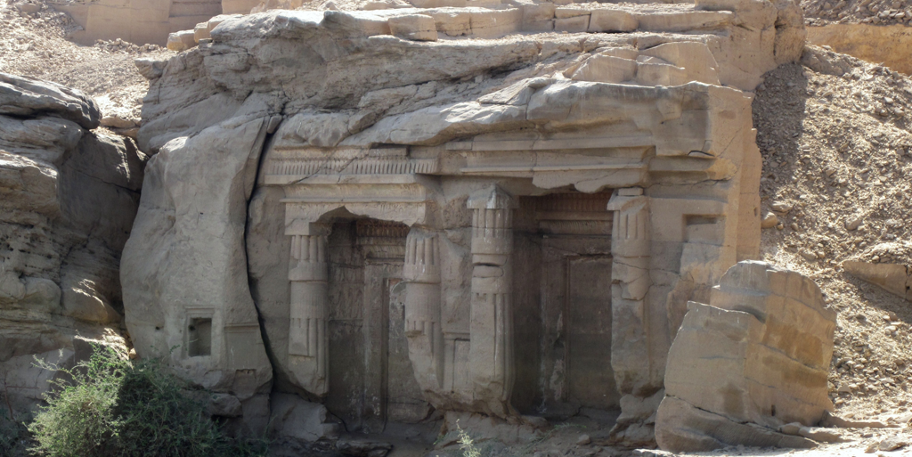 NEWS: long-lost Egyptian temple unearthed at Gebel el Silsila: http://t.co/5vf83lInwC http://t.co/cfwRkt0l8R