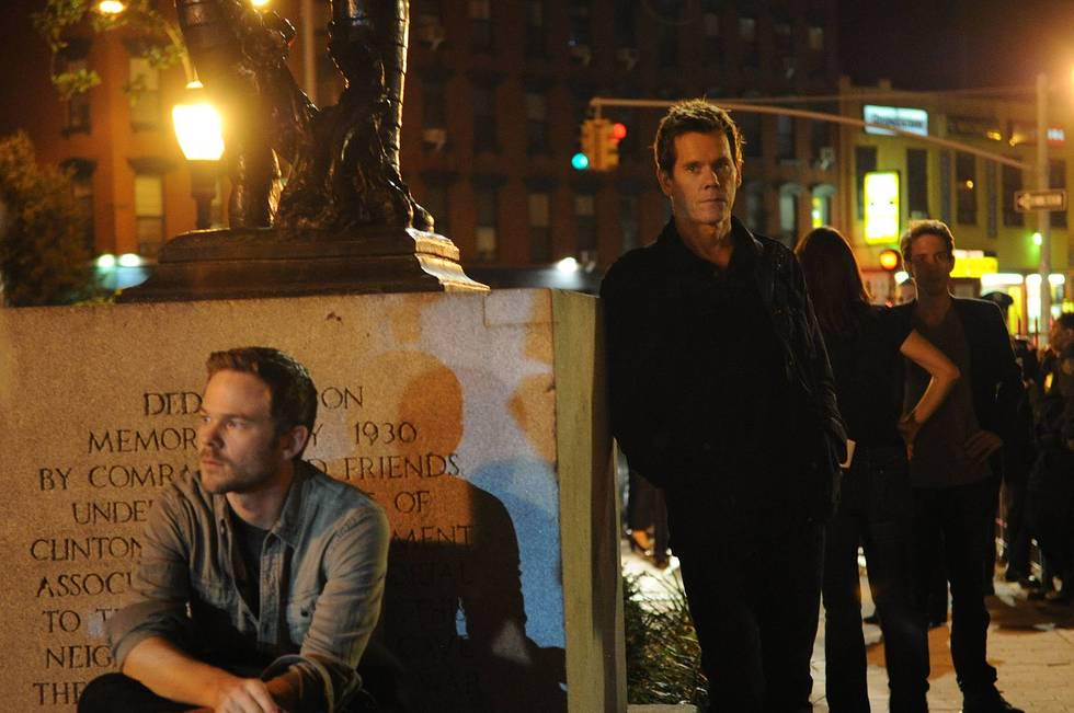 This is what Shawn & Kevin would like like in a boy band. Really going to miss you guys. #thefollowing Series finale! http://t.co/K3IFXR7kvg